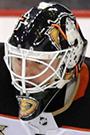 Chad Johnson Face Photo on Ice