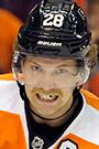 Face Photo on Ice