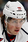 T.J. Oshie Face Photo on Ice
