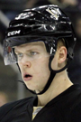 Olli Maatta Face Photo on Ice