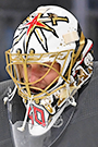 Garret Sparks Face Photo on Ice