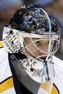 Marek Mazanec Face Photo on Ice