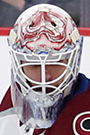 Adam Werner Face Photo on Ice