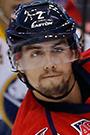Matt Niskanen Face Photo on Ice
