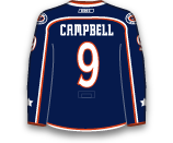 Gregory Campbell's Jersey