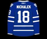 Milan Michalek's Jersey