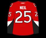 Chris Neil's Jersey