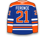 Andrew Ference's Jersey