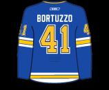 Robert Bortuzzo's Jersey