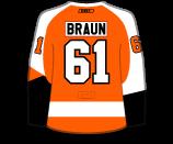 Justin Braun's Jersey