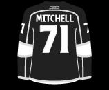 Torrey Mitchell's Jersey