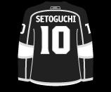 Devin Setoguchi's Jersey