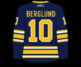 Patrik Berglund's Jersey