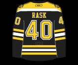 Tuukka Rask's Jersey