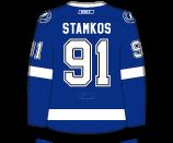 Steven Stamkos's Jersey