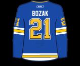 Tyler Bozak's Jersey