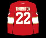 Shawn Thornton's Jersey