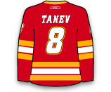 Chris Tanev's Jersey
