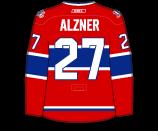 Karl Alzner's Jersey