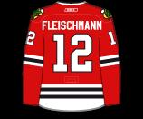 Tomas Fleischmann's Jersey