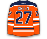 Mike Green's Jersey