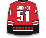Jake Gardiner's Jersey