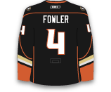 Cam Fowler's Jersey