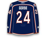 Nathan Gerbe's Jersey