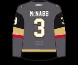 Brayden McNabb's Jersey