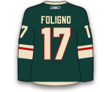 Marcus Foligno's Jersey