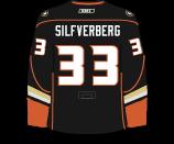 Jakob Silfverberg's Jersey