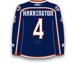 Scott Harrington's Jersey