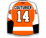 Sean Couturier's Jersey