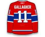Brendan Gallagher's Jersey