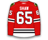 Andrew Shaw's Jersey