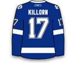 Alex Killorn's Jersey
