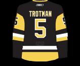 Zach Trotman's Jersey
