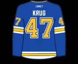 Torey Krug's Jersey