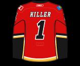 Jonas Hiller's Jersey
