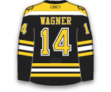 Chris Wagner's Jersey