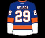 Brock Nelson's Jersey