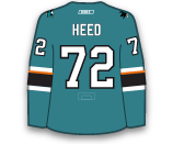 Tim Heed's Jersey