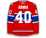 Joel Armia's Jersey