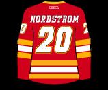 Joakim Nordstrom's Jersey