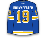 Jay Bouwmeester's Jersey