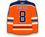 Ty Rattie's Jersey