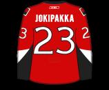 Jyrki Jokipakka's Jersey