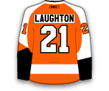 Scott Laughton's Jersey
