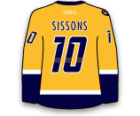 Colton Sissons's Jersey