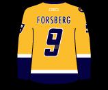 Filip Forsberg's Jersey